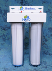 Eco Model - Whole House Filtration Unit