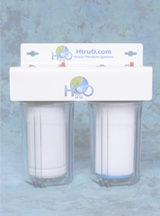 Hydro Model - Whole House Filtration Unit